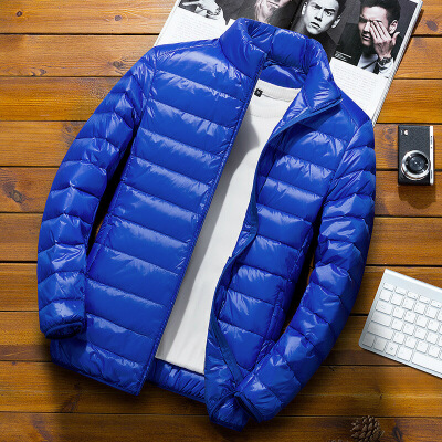男士羽绒服短款韩版潮流2018冬季新款青少年轻薄学生帅气加厚外套 发货周期:一般在付款后2-90天左右发货,具体发货时间请以与客服协商的时间为准