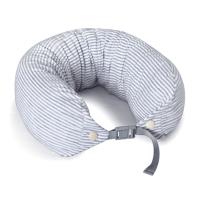 泰国乳胶颗粒U型枕午睡枕旅行便携枕护颈枕