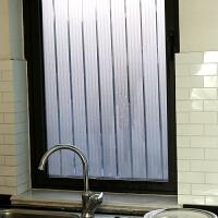 厨房玻璃贴膜磨砂透光不透明3D立体静电免胶无胶窗户卫生间贴纸