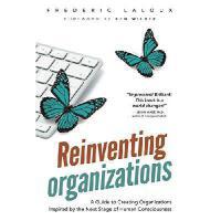 【预订】Reinventing Organizations: A Guide to Creating Organiza