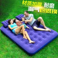充气床垫气垫床旅行床防潮垫家用午休床户外便携式单人地铺睡垫
