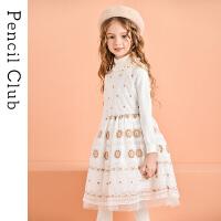 【2件3折�r:99元】�U�P俱�凡客�2020�b秋冬新款女童�B衣裙中大童洋�夤�主裙�和�裙子