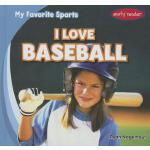【预订】I Love Baseball