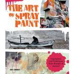 【预订】The Art of Spray Paint: Inspirations and Techniques fro