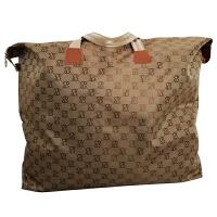 被子收纳袋防潮防水特大号牛津布行李袋家用衣物搬家打包袋 咖啡色 双E防水
