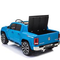 儿童电动车四轮双座双驱动大号越野玩具可坐双人遥控汽车HMTC