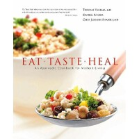 【预订】Eat, Taste, Heal: An Ayurevdic Cookbook for Modern Livi