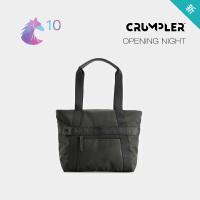 CRUMPLER澳洲小野人手提包单肩包休闲斜挎包潮横款商务公文包男女