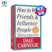 现货 卡耐基 人性的弱点 英文原版 How to Win Friends and Influence People 英