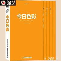 现货 今日色彩 中文版 商业设计中的色彩搭配 平面设计中的色彩搭配基础理论与案例解析 包装版式品牌设计书籍