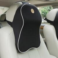 汽车靠枕颈枕开车头枕颈椎枕车座记忆棉头靠通用