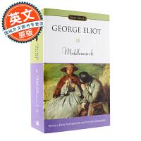 米德尔马契 英文原版 Middlemarch 进口小说 乔治艾略特 George Eliot 英国文学名著 Signe