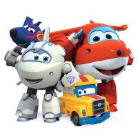 奥迪双钻乐迪酷飞 超级新款飞侠玩具米莉 大号益智变形飞机机器人
