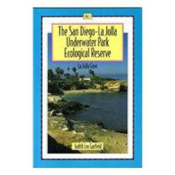 【预订】San Diego-La Jolla Underwater Park Ecological Reserve: La Jolla Cove 美国库房发货,通常付款后3-5周到货!