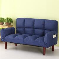 两用可折叠沙发床多功能小户型卧室客厅阳台懒人沙发椅子双人迷你