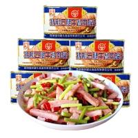 【限时秒杀】特制云腿午餐肉198g*6罐 米线面条火锅方便面螺蛳粉配料