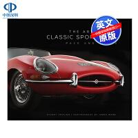 现货英文原版 经典跑车百科指南 精装收藏版艺术书 The Art of the Classic Sports Car: