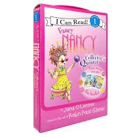 英文原版 Fancy Nancy 漂亮南希5册盒装 [4-8岁]