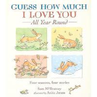 【新�A��店集�F自�I】Guess How Much I Love You All Year RoundSam McBrat