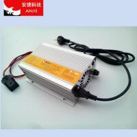 安捷 电动汽车充电器60V72V48V电动四轮车水电瓶干电池快速充电机