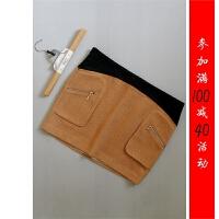[B16-148-6]羊毛OL半身裙中裙一步裙0.34