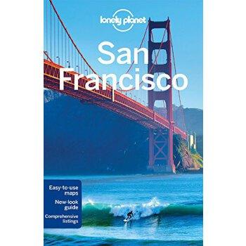 Lonely Planet San Francisco 孤独星球城市旅行指南:旧金山 英文原版