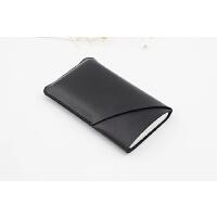 华为充电宝10000 20000毫安保护套 AP09Q S双层皮套收纳包袋 10000毫安 立体款 黑色