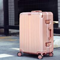 行李箱拉杆箱旅行箱包20韩版24登机密码皮箱子26寸万向轮学生男女
