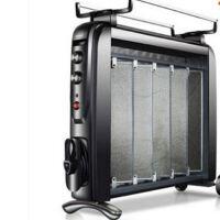 格力(GREE)NDYC-25C-WG 电暖器 大松电暖器 家用电暖气 电热膜取暖器