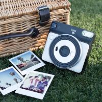 新品 富士方形相机SQ6 立拍立得胶片相机打印一次成像方形相机