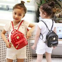 儿童背包双肩斜挎包包公主时尚1-3-6岁小女孩宝宝可爱迷你美