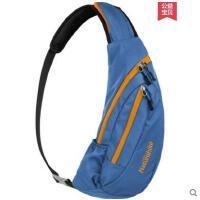 胸包斜跨运动背包韩版男女多功能斜挎包户外单肩包女士胸包 防水小肩包