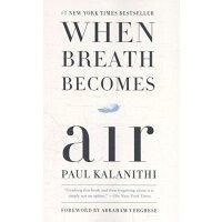 当呼吸化为空气 英文原版 当呼吸成为空气 When Breath Becomes Air (EXP) 社会科学 平装
