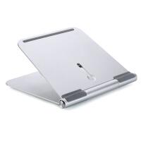 笔记本电脑支架桌面垫高升降便携颈椎铝合金桌面散热增高底座托架 Q1铝合金笔记本支架