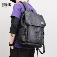 15寸休闲背包时尚潮流高中大学生书包电脑包双肩包男潮牌男士包包