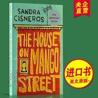 英文原版the house on mango street 芒果街上的小屋英文原著小说 热门英文小说 原装进口正版 现货