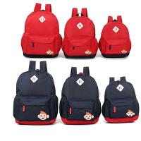 韩版幼儿园书包印字宝宝包包3-6岁女款背包5岁男童孩双肩包潮