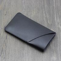 ipod 保护套touch5保护壳i皮套 全包防摔iPod6薄新款 立体双层 黑色