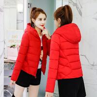 冬装棉衣女短款韩版百搭修身学生加厚冬季小棉袄外套