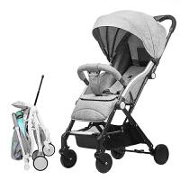 高景观婴儿车轻便折叠超轻可坐躺便携式儿童小宝宝推车简易伞车
