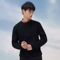 【1件2折到手价:99.8】MECITY男装冬新款韩版圆领套头毛衣羊毛衫ins超火韩版