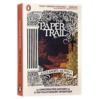 纸影寻踪 英文原版 The Paper Trail 旷世发明的传奇之旅 纸的发明 纸的重要性 门罗 Alexander