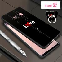 三星s8手机壳sm-G9500软GalaxyS8软胶s8保护套S8-g9500卡通防摔壳三星S8手机