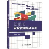 高效班组管理落地方案系列--班组长安全管理培训手册