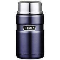 【当当自营】THERMOS膳魔师 焖烧罐焖烧杯710ml高真空不锈钢SK-3020 MB