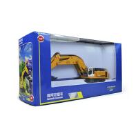合金工程车 挖掘机模型 挖土机 儿童玩具汽车 工程车模型