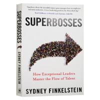 联盟时代 英文原版 Superbosses 老板 领导力 企业管理 公司长期人脉 悉尼芬克斯坦 英文版进口英语书籍