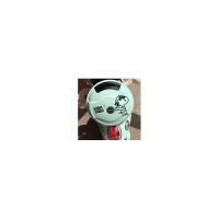 电动摩托车踏板车小龟王小绵羊后备箱贴纸 史努比个性贴画贴花SN1859