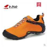 走索男鞋夏季网面鞋透气网鞋韩版男士运动休闲鞋男防滑登山鞋潮流ZSO4O9