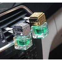 6Ml汽车香水空调出风口香水夹车载香水车用香水瓶车载香水瓶 汽车用品